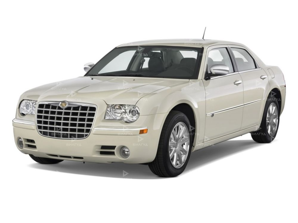 Диагностика ошибок сканером Chrysler 300C в Зеленограде